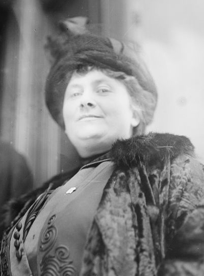 Photo of Dr. Maria Montessori: Wikipedia.org